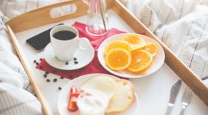 kangalou plateau déjeuner saint-valentin appartement