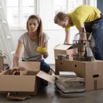 couple femme homme étudiant appartement déménagement montréal kangalou