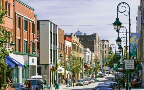 Découvrir Sherbrooke