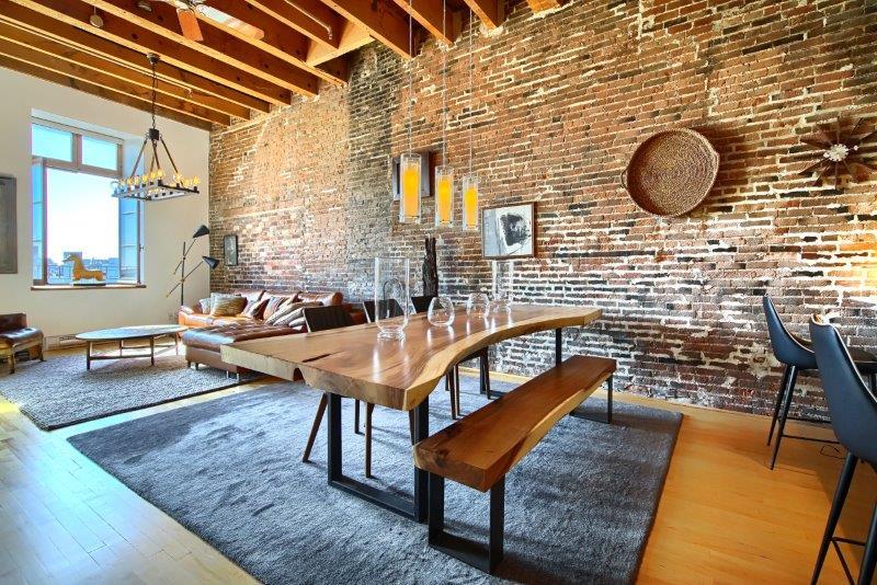 Appartement à louer 5½ Vieux-Montréal