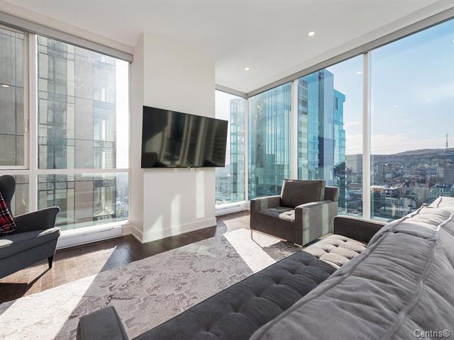 Appartement à louer 4½ à Montréal Ville-Marie (Centre-Ville)