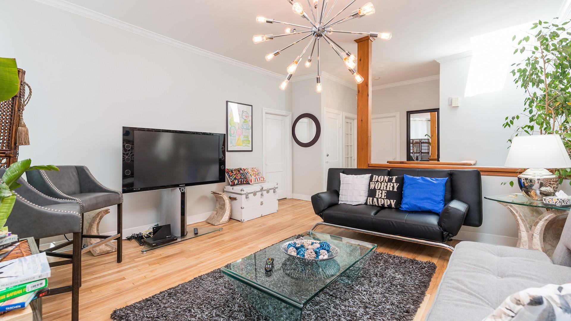 Appartement à louer 6½ à Outremont