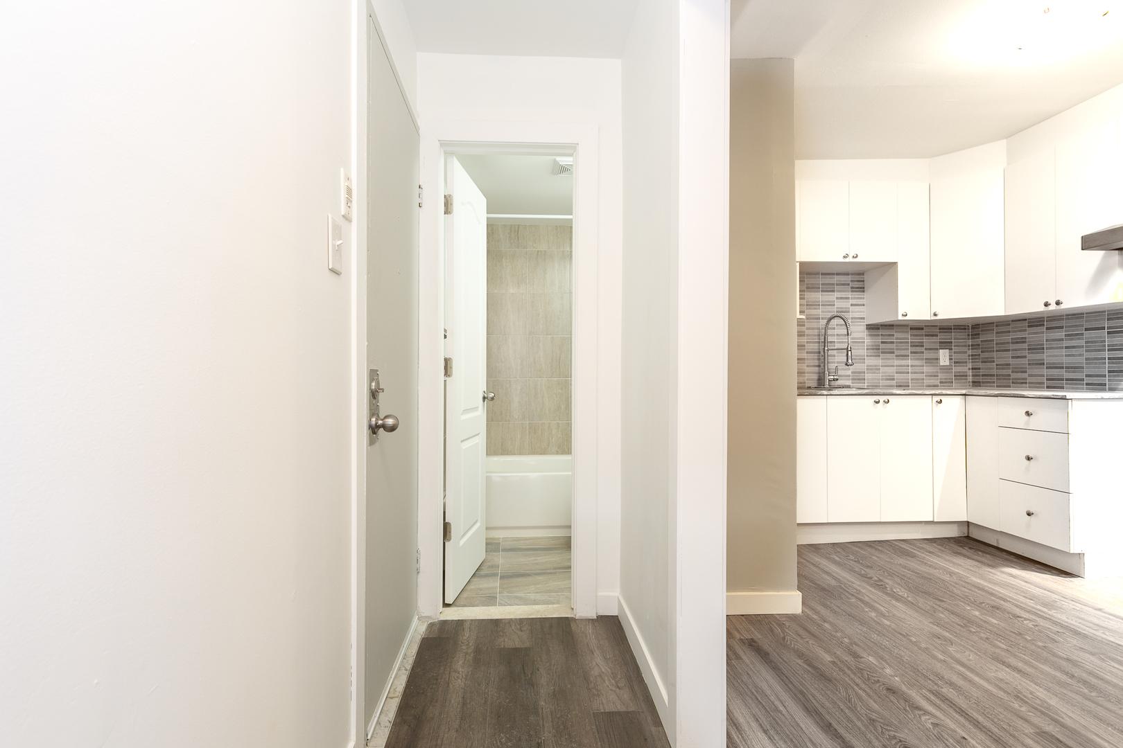 Appartement 1½ à louer Montréal Hochelaga / Maisonneuve