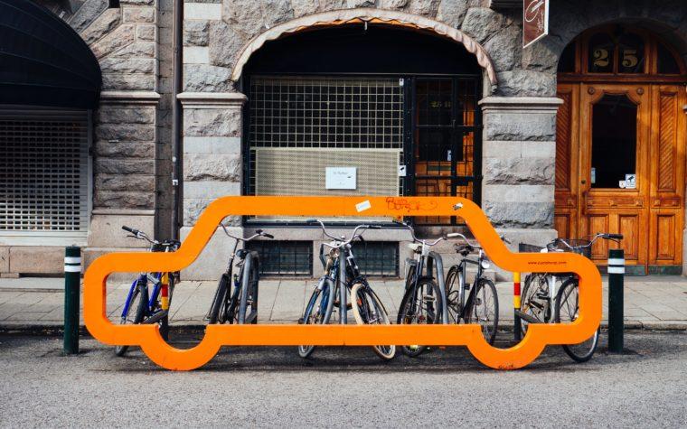 Intégrer la mobilité durable dans son nouvel environnement