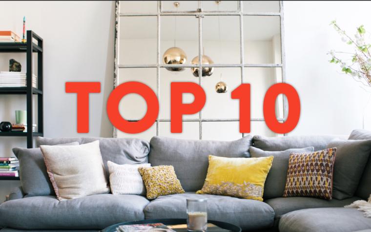 Top 10 des appartements que l'on peut visiter virtuellement!