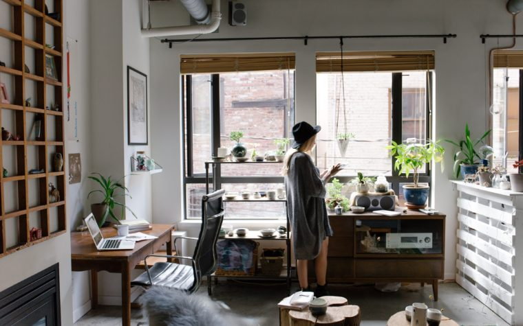 Your apartment after COVID? A living space to optimize or reorganize!