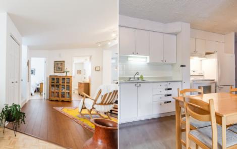 Des appartements à louer à travers le Québec pour moins de 1000$ !