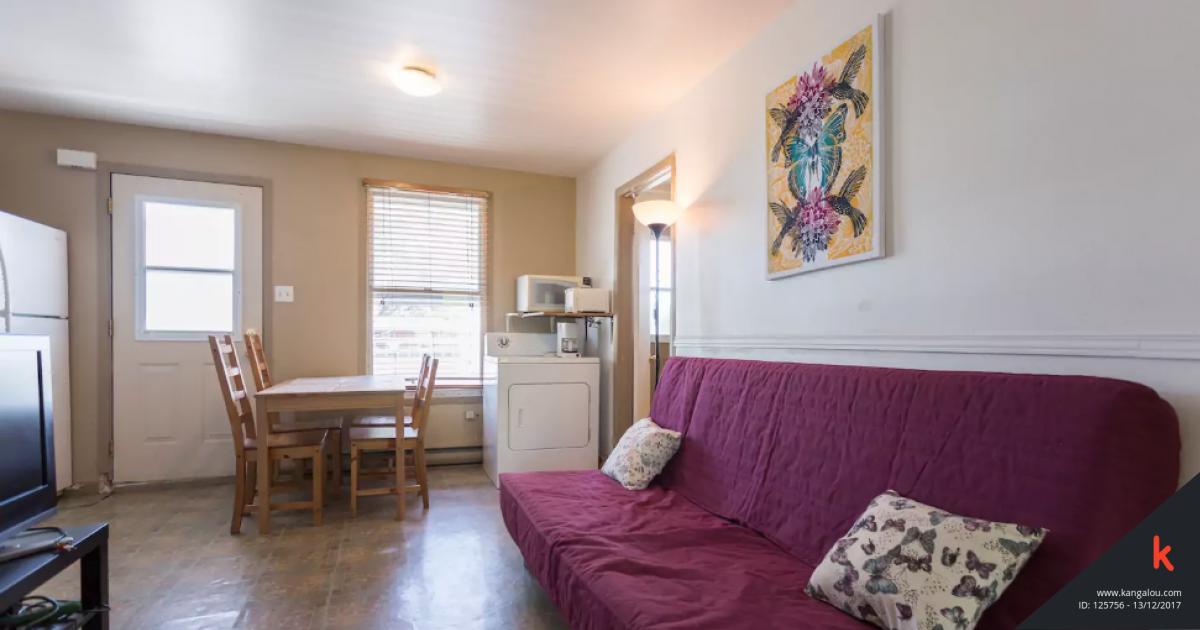 Appartement à louer - 5 ½ Pointe-Saint-Charles 1176 D'argenson #Lavande | Kangalou
