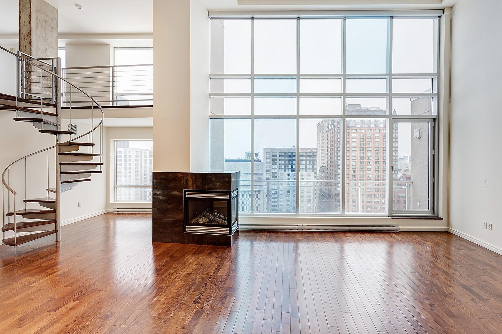 Appartement 5½ à louer à Montréal Ville-Marie