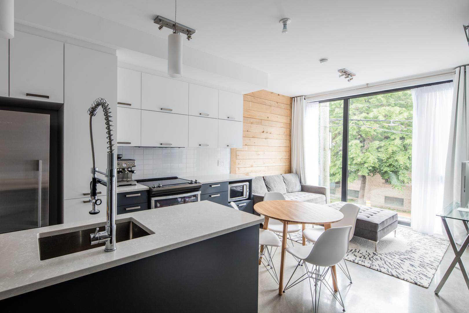 Appartement 3½ à louer Saint-Henri