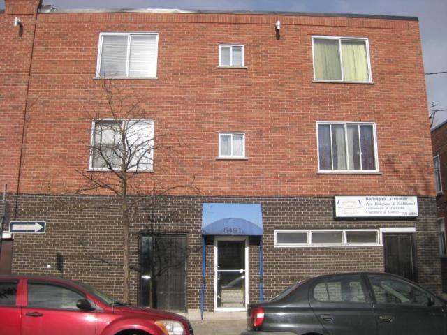 image 1 - Appartement - À louer - Montréal  (Rosemont) - 3 pièces
