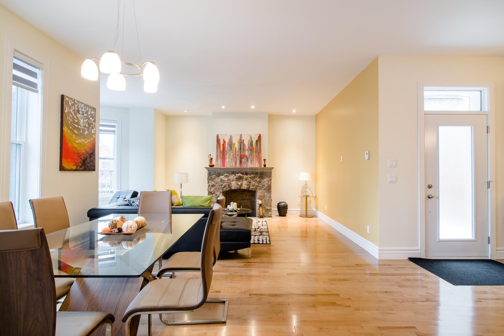 Appartement 5½ à louer à Montréal Centre-Sud