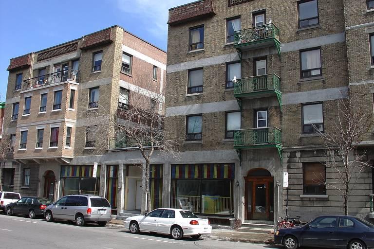 Appartement 224 Louer 1 189 Le Plateau Mont Royal 4229 De